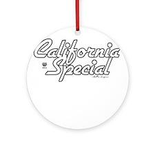 California Special Ornament (Round)