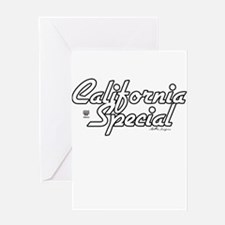California Special Greeting Card