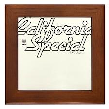 California Special Framed Tile