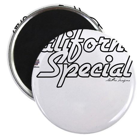"""California Special 2.25"""" Magnet (100 pack)"""