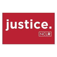"""NCLR Sticker (just """"NCLR"""")"""