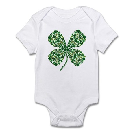 Shamrock Infant Bodysuit