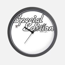 Special Edition Wall Clock