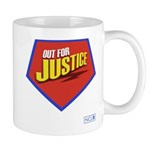 Out for Justice Mug