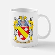 Perri Family Crest - Coat of Arms Mugs