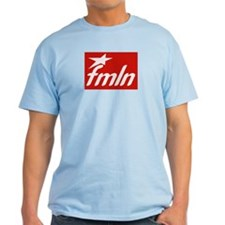 Flag_of_FMLN T-Shirt