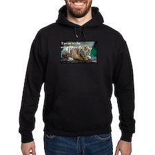 Tiger Coat Hoodie