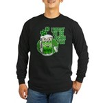 I Want To Be Inside You Long Sleeve Dark T-Shirt