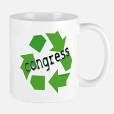 Unique Recycle congress Mug