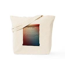 Unique Free speech Tote Bag