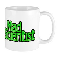 Mad Scientist Small Mugs