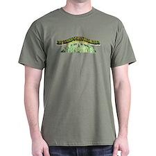 Funny God is a lie T-Shirt