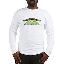 Funny God is a lie Long Sleeve T-Shirt