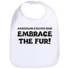 American Eskimo Dog Bib