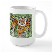 Monarch Tiger Mug