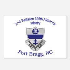 2nd Bn 325th ABN Inf Postcards (Package of 8)
