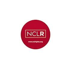 Red NCLR Mini Button