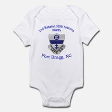 2nd Bn 325th ABN Inf Infant Bodysuit