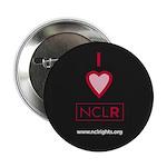"""I Heart NCLR 2.25"""" Button"""