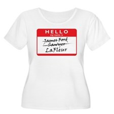 Hello My Name is LaFleur T-Shirt