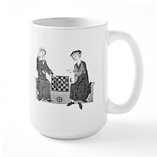 Medieval Chess Mug