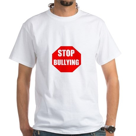 Stop Bullying 2 sided T-shirt