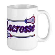 Lacrosse Sticks Mug