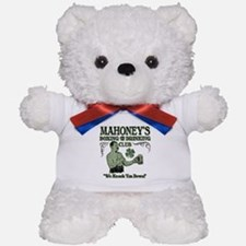 Mahoney's Club Teddy Bear