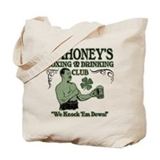 Mahoney's Club Tote Bag
