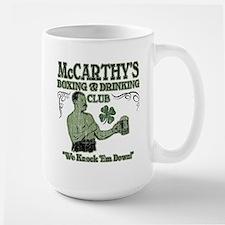 McCarthy's Club Large Mug