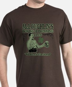 McLoughlin's Club T-Shirt