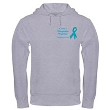I Love a Turquoise Warrior Hoodie