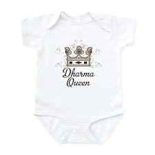 Dharma Queen Infant Bodysuit