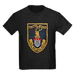 USS WILLARD KEITH Kids Dark T-Shirt