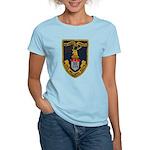 USS WILLARD KEITH Women's Light T-Shirt
