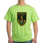 USS WILLARD KEITH Green T-Shirt