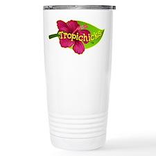Tropichicks Logo Travel Mug