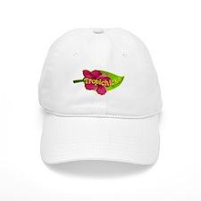 Tropichicks Logo Baseball Cap