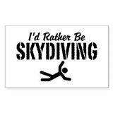 Skydive Bumper Stickers