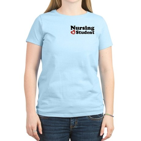 Nursing Student Women's Light T-Shirt