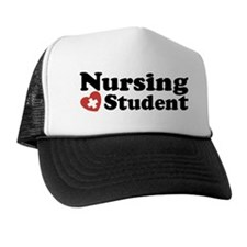 Nursing Student Trucker Hat