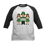 St. Patrick's Day Blessing (Gaelic) Kids Baseball