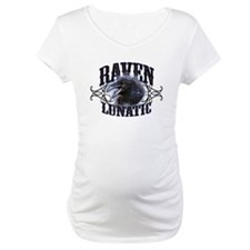 Raven Lunatic Gothic Shirt
