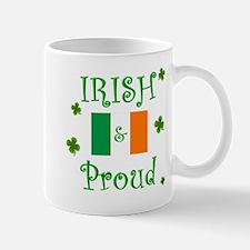 """""""Irish & Proud"""" Mug"""