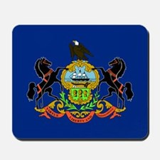 PA Flag Mousepad