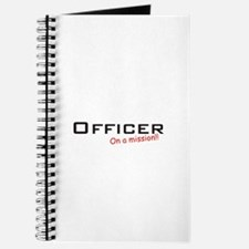 Officer/Mission Journal