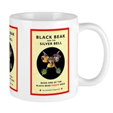 Black Beak and the Silver Bel Mug