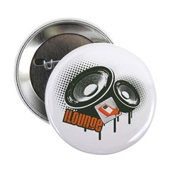 "Loud N Proud 2.25"" Button (100 pack)"