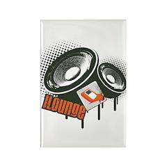 Loud N Proud Rectangle Magnet (10 pack)