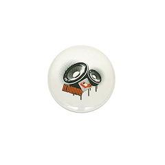 Loud N Proud Mini Button (10 pack)